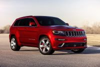 Jeep omladil Grand Cherokee a SRT8